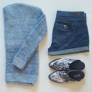 Anthropologie MIH Jeans Mohair Blend Sweater in L